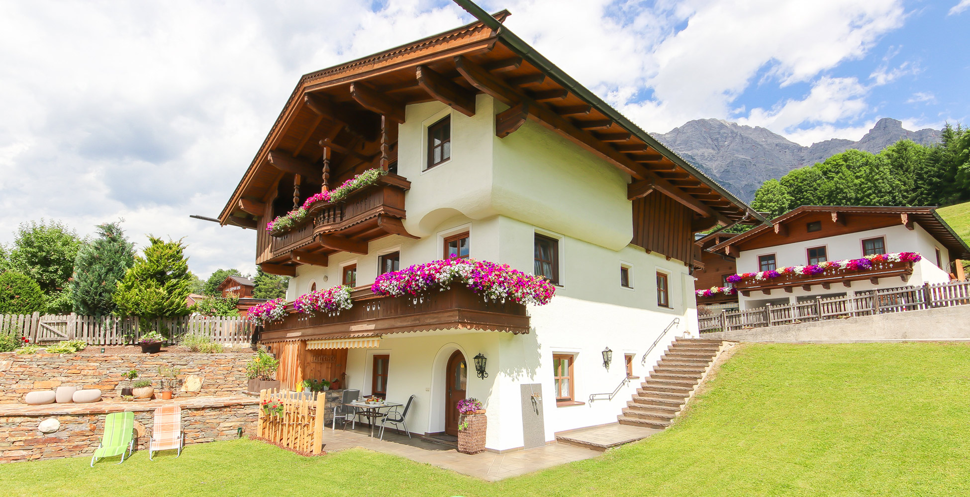 Urlaub im Appartement Barbara in Leogang
