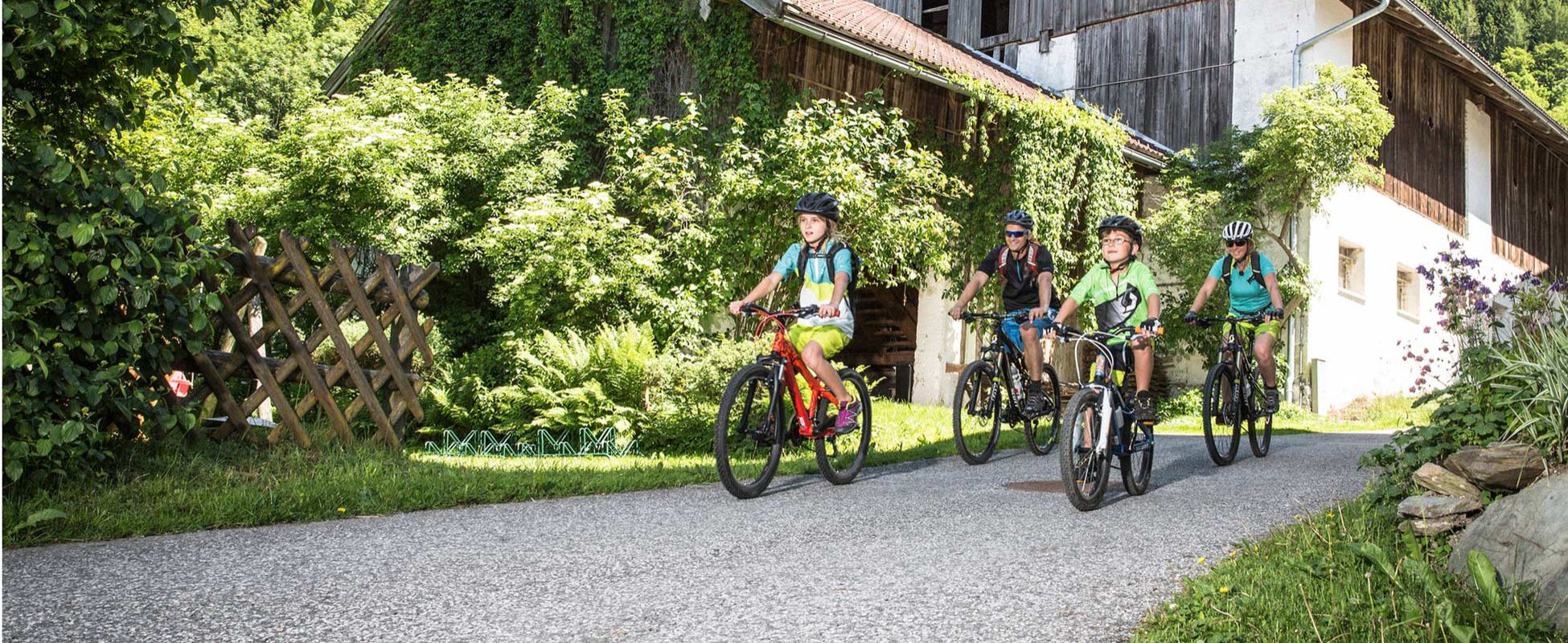 Mountainbiking in Leogang